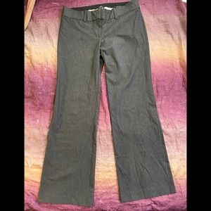 Ann Taylor Loft Marisa Trouser Pants Career Casual